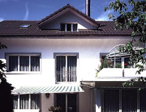 Einfamilienhaus Zürich-Oerlikon