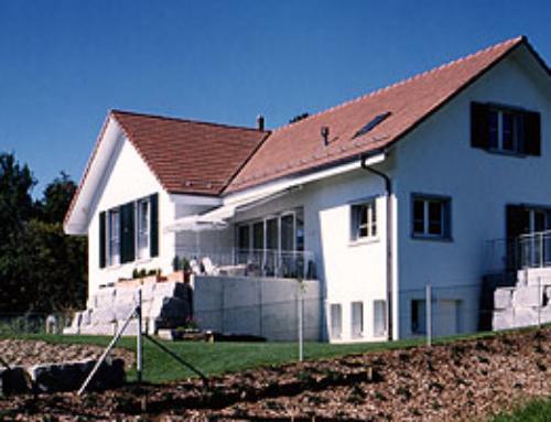 Einfamilienhaus Bülach