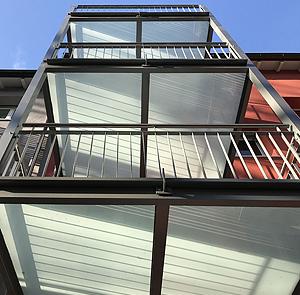 Umbau Rosengartenstrasse Zürich GLP Pan Architekten