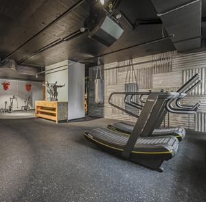 John Reed Fitness Center Zürich Pan Architekten